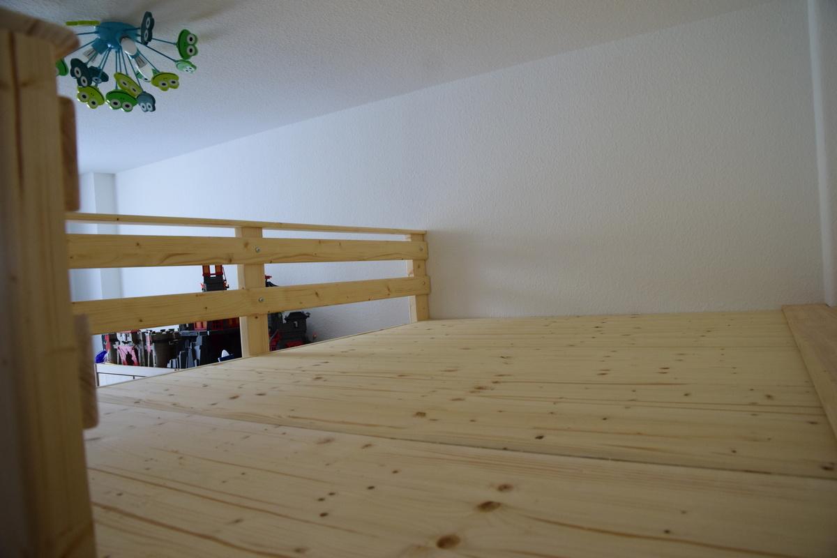 hochbett ohne wildholz hochbett manufaktur. Black Bedroom Furniture Sets. Home Design Ideas